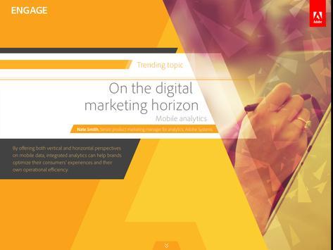 Adobe Engage apk screenshot