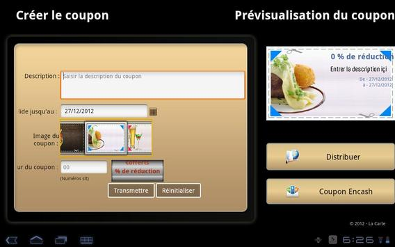 Restaurant Manager apk screenshot