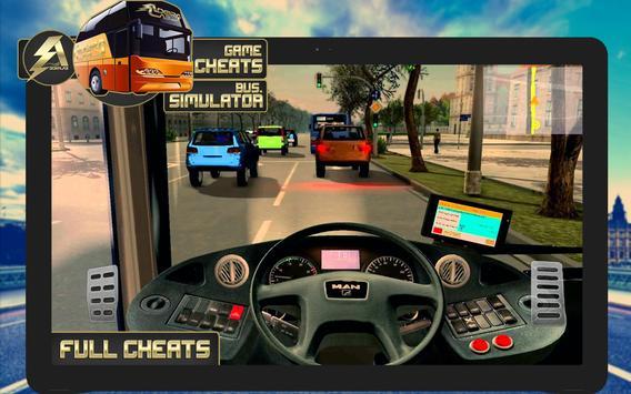 Cheats for IDBS Bus Simulator apk screenshot