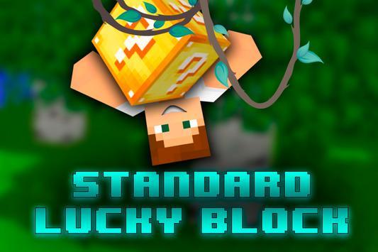 Lucky Block for Minecraft PE apk screenshot