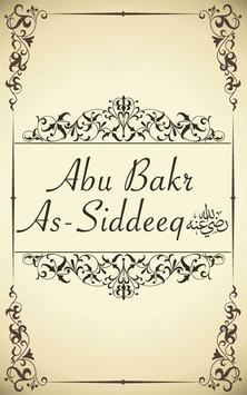 Abu Bakr As-Siddeeq r.a. poster