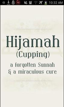Hijamah (Cupping) poster