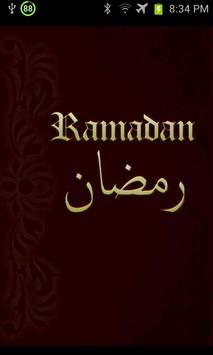 Ramadan: Sehri and Iftar apk screenshot