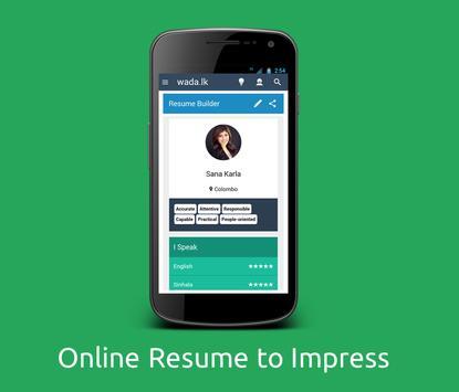 Sri Lanka Admin, HR Jobs apk screenshot