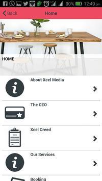 Xcel Media apk screenshot