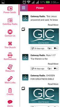 G.I.C App poster