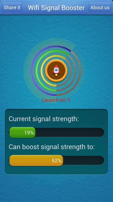 Wifi Signal Strength App - #GolfClub