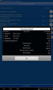 Advance Distribution Network apk screenshot