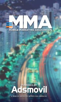 MMA Events poster