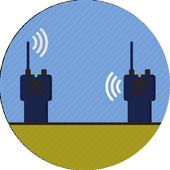 Wifi Walkie Talkie Voxer icon