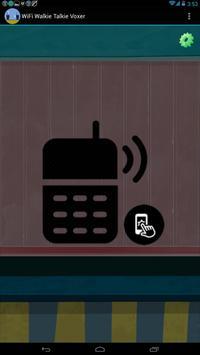 Wifi Walkie Talkie Voxer apk screenshot