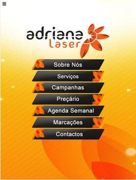 Adriana Laser apk screenshot