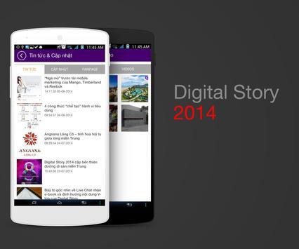Digital Story 2014 apk screenshot