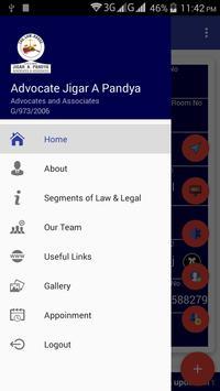 Advocate Jigar Pandya apk screenshot