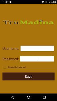 TruMadina poster