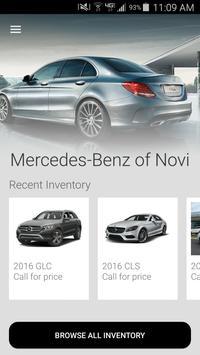 Mercedes-Benz of Novi poster