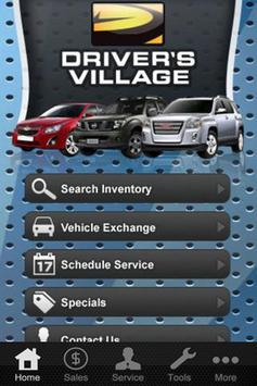 Driver's Village apk screenshot