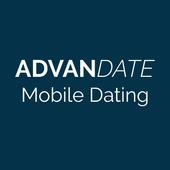 AdvanDate Mobile Dating App icon