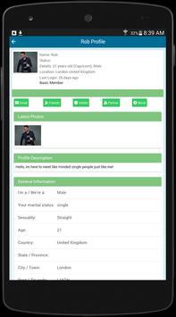 AdvanDate Mobile Dating App apk screenshot