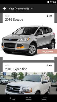 Advantage Ford DealerApp poster