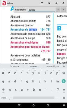 Adveo France - Catalogue 2016 apk screenshot