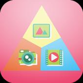 Camera Photo Video Restore HLP icon