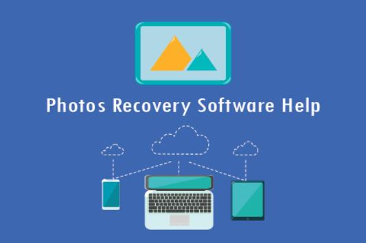 Photos Recovery Software Help poster