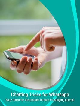Chatting Tricks for Whatsapp poster