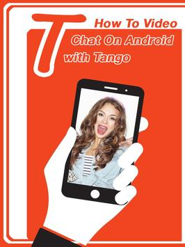 Video Calls Guide for Tango apk screenshot