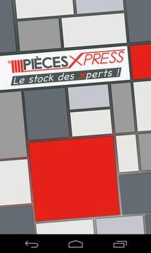 PiecesXpress poster