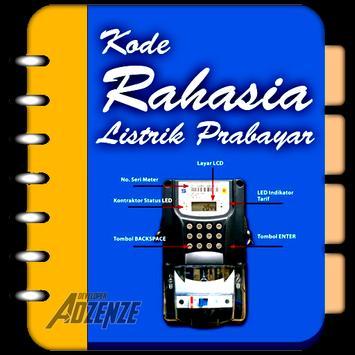 Kode Listrik Prabayar poster