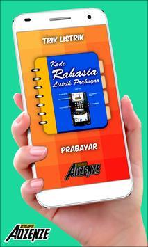 Kode Listrik Prabayar apk screenshot
