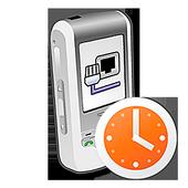 Networking Scheduler icon