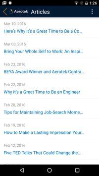 Aerotek Job Search apk screenshot