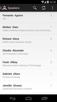 2016 IEEE Aerospace Conference apk screenshot