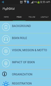 MyBSKN apk screenshot