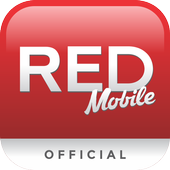 Red Mobile icon