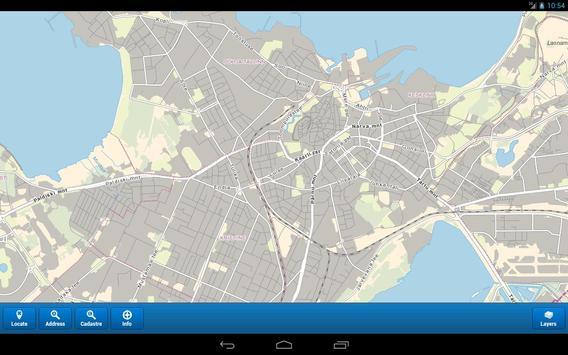 mCadastre apk screenshot