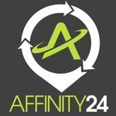 Affinity24 Sales Rep App icon