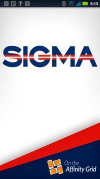 SIGMA: America's Leading Fuel poster