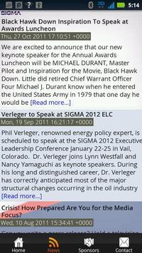 SIGMA: America's Leading Fuel apk screenshot