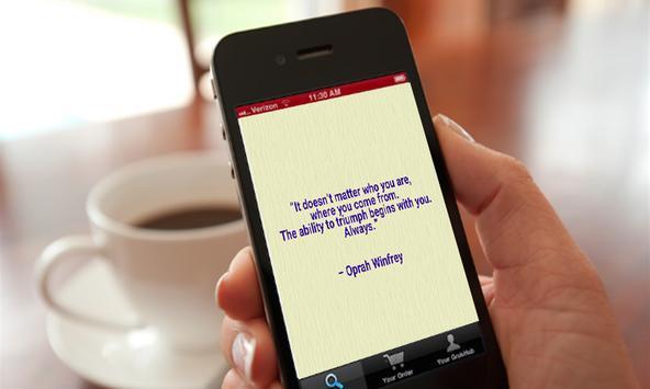 Inspirational Motivate Quotes apk screenshot
