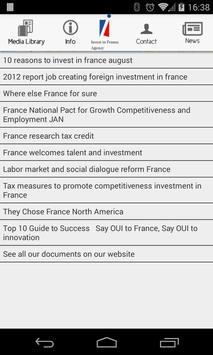 Invest in France apk screenshot