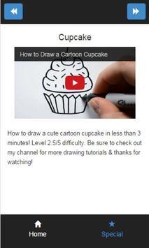 how to draw cartoon apk screenshot