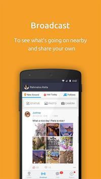 Palmchat- Chat, Love, Dating apk screenshot