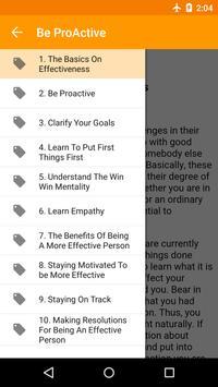 Be ProActive apk screenshot