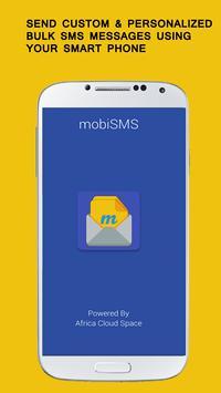 mobiSMS poster