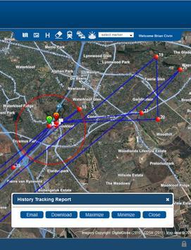 AfriGIS TracB apk screenshot