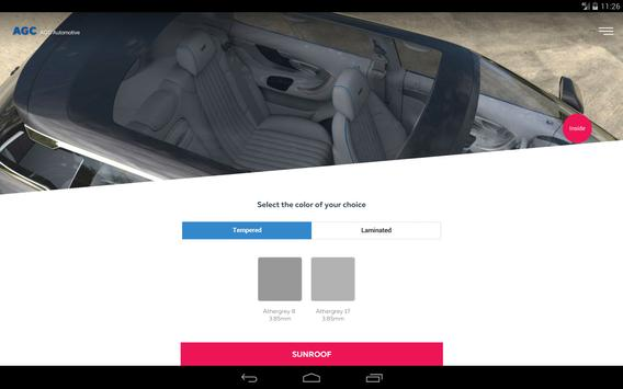 AGC Automotive EU Glass Range apk screenshot