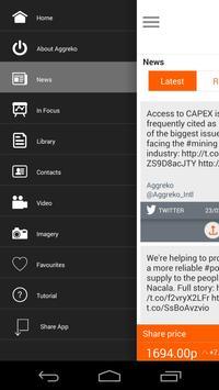 Aggreko Investor Relations apk screenshot